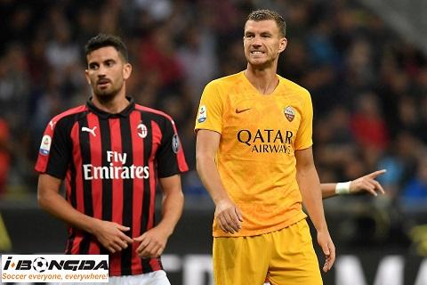 Bóng đá - AC Milan vs AS Roma 22h15 ngày 28/06