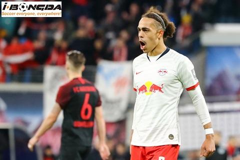 Thông tin trước trận Augsburg vs RB Leipzig