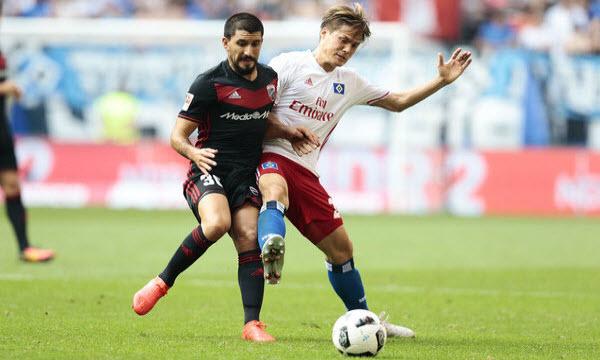 Bóng đá - Hamburger vs Arminia Bielefeld 01h30, ngày 28/08