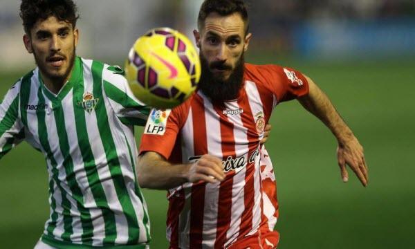 Bóng đá - Real Betis vs Girona 20/01/2019 18h00