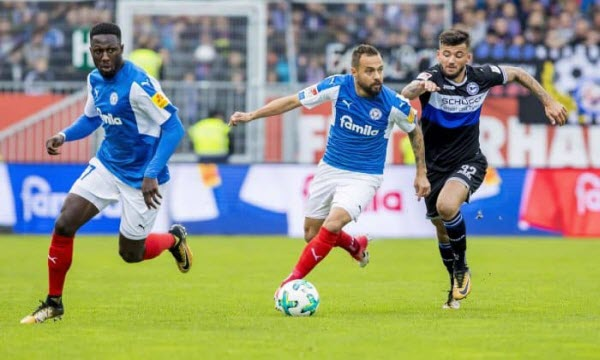 Bóng đá - Arminia Bielefeld vs Ingolstadt 04 21/04/2019 18h30