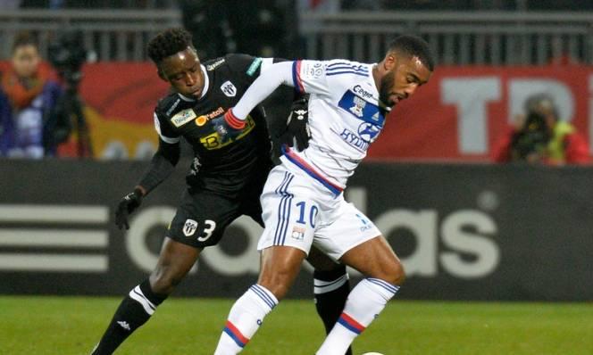 Bóng đá - Angers SCO vs Lyon 22h00 ngày 27/10
