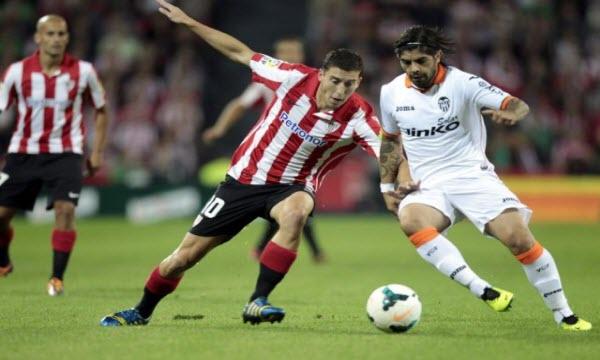 Bóng đá - Athletic Bilbao vs Valencia 21h15 ngày 27/10