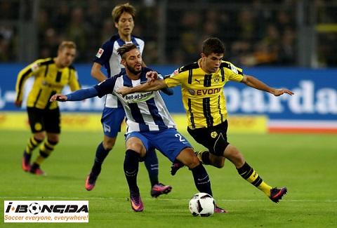 Bóng đá - Hertha Berlin vs Borussia Dortmund 00h30 ngày 17/03