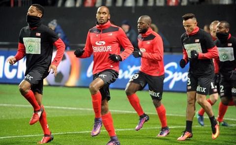 Bóng đá - Strasbourg vs Guingamp 14/04/2019 01h00