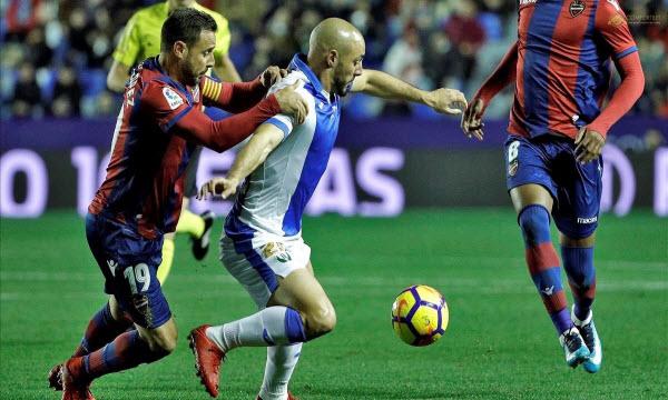 Bóng đá - Levante vs Leganes 23h30 ngày 27/10