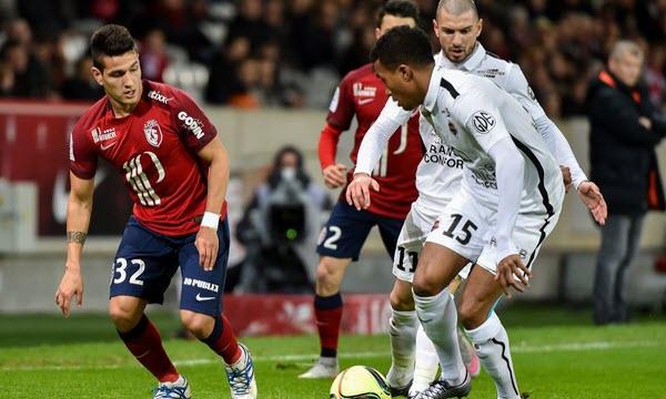 Bóng đá - Lille OSC vs Caen 01h00 ngày 28/10