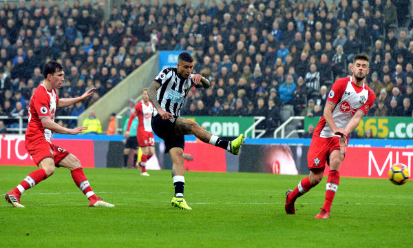 Bóng đá - Newcastle United vs Southampton 20/04/2019 23h30