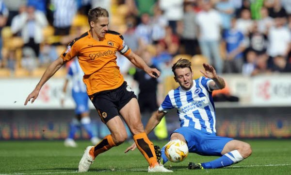 Bóng đá - Wolves vs Brighton & Hove Albion 20/04/2019 21h00