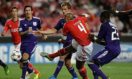 Dự đoán nhận định SL Benfica vs Anderlecht 02h30 ngày 11/07
