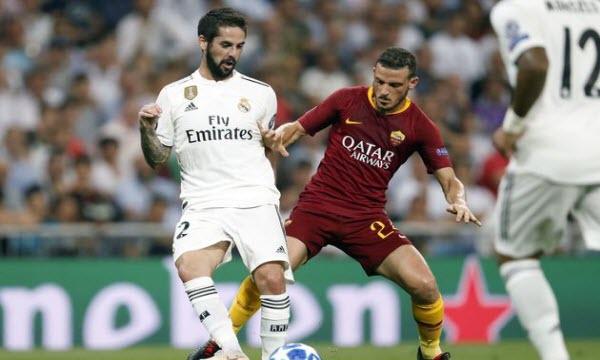Dự đoán nhận định AS Roma vs Real Madrid 01h00 ngày 12/08