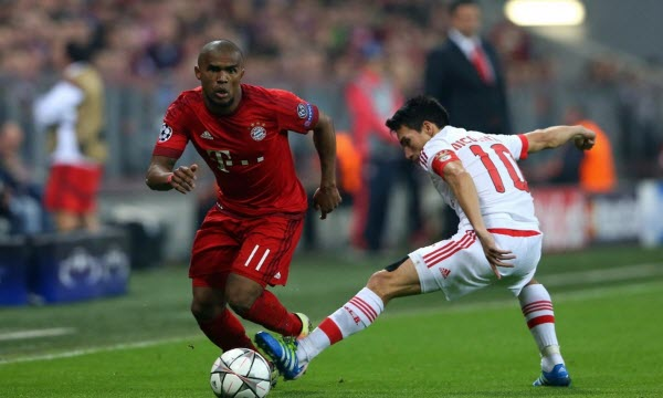 Bóng đá - Bayern Munich vs SL Benfica 03h00 ngày 28/11