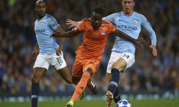 Bóng đá - Lyon vs Manchester City 03h00 ngày 28/11