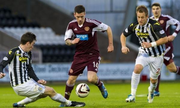 Bóng đá - Dundee vs St. Mirren 21h ngày 31/7