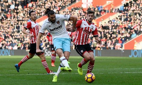 Bóng đá - Southampton vs West Ham United 02h45 ngày 28/12