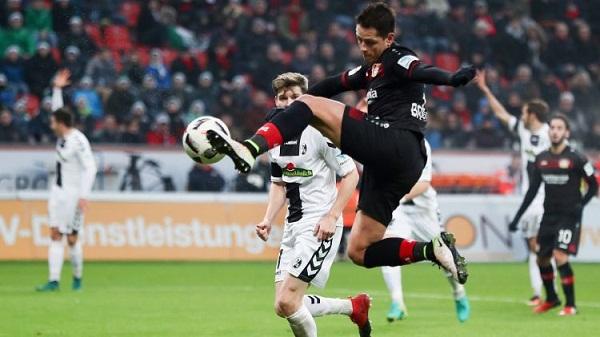 Bóng đá - Bayer Leverkusen vs Mainz 05 21h30, ngày 28/01