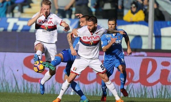 Bóng đá - Empoli vs Genoa 02h30 ngày 29/01