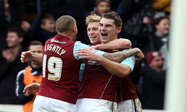 Bóng đá - Burnley vs Derby County: 22h00, ngày 01/03