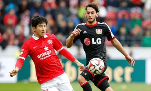 Bóng đá - Mainz 05 vs Bayer Leverkusen 23h30, ngày 28/02