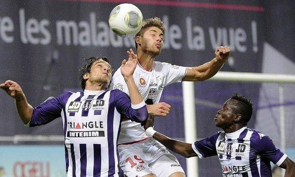 Bóng đá - Toulouse vs Ajaccio 0h ngày 25/7