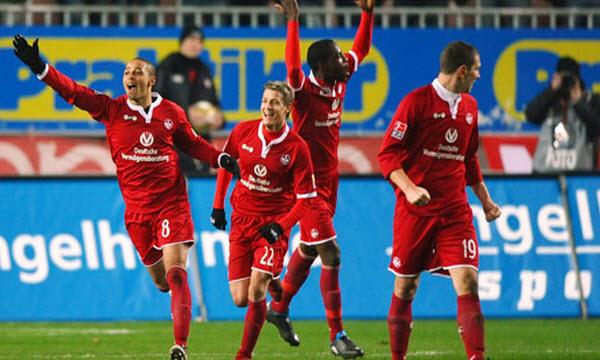 Bóng đá - Union Berlin vs FC Kaiserslautern: 01h15, ngày 29/04
