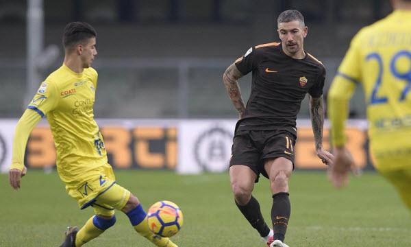 Bóng đá - AS Roma vs Chievo 22h59, ngày 28/04
