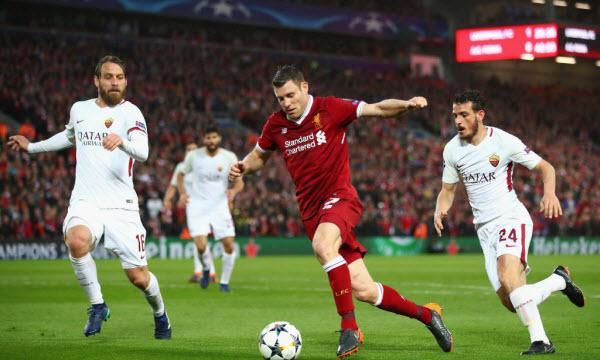 Bóng đá - Liverpool vs Stoke City 18h30, ngày 28/04