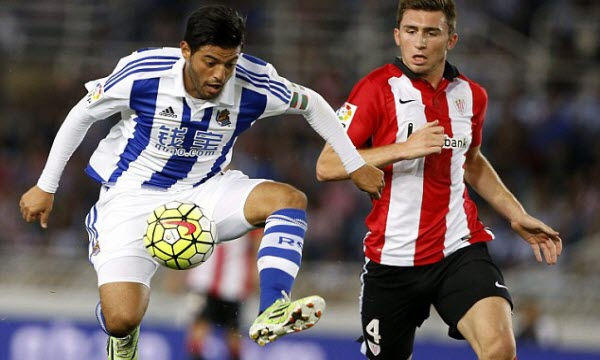 Bóng đá - Real Sociedad vs Athletic Bilbao 21h15, ngày 28/04