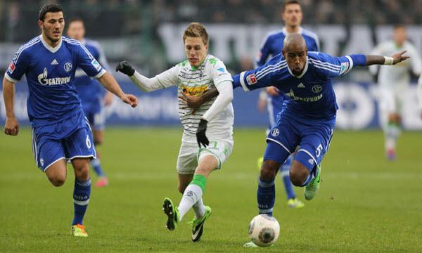 Bóng đá - Schalke 04 vs Monchengladbach 20h30, ngày 28/04