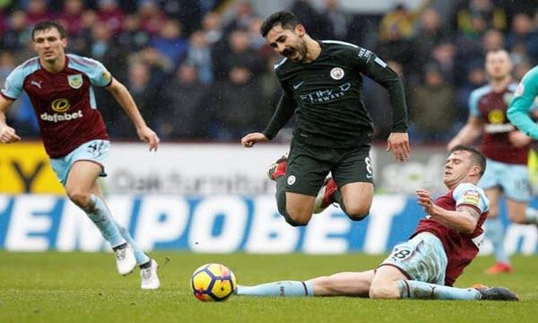 Thông tin trước trận Burnley vs Manchester City