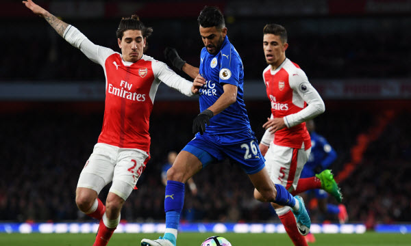 Bóng đá - Leicester City vs Arsenal 10/11/2019 00h30