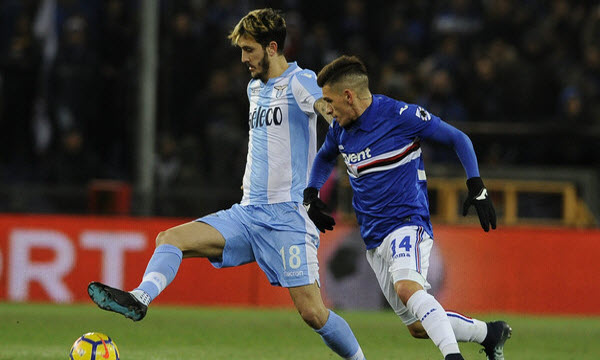 Bóng đá - Sampdoria vs Lazio 23h00 ngày 28/04