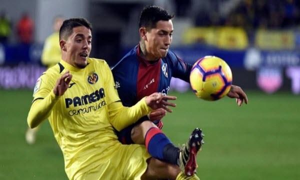 Bóng đá - SD Huesca vs Villarreal 23/01/2021 20h00