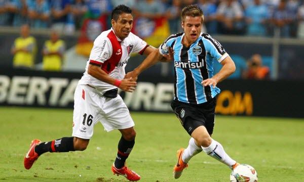 Bóng đá - Sport Club Recife (PE) vs Gremio (RS): 05h30, ngày 29/05