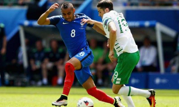 Bóng đá - Pháp vs CH Ireland 02h00, ngày 29/05