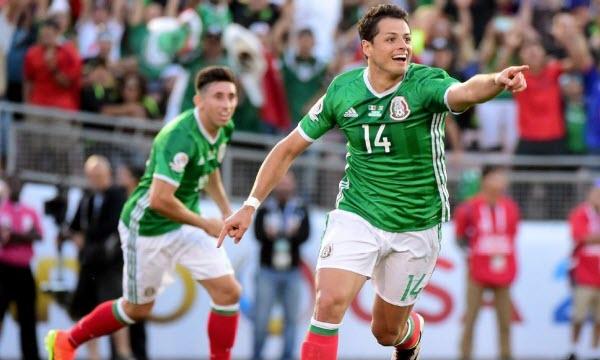 Bóng đá - Mexico vs Xứ Wales 08h00, ngày 29/05