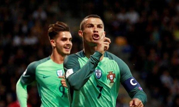 Bóng đá - Bồ Đào Nha vs Tunisia 01h45, ngày 29/05