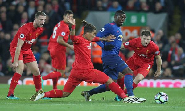 Bóng đá - Manchester United vs Liverpool 04h00, ngày 29/07