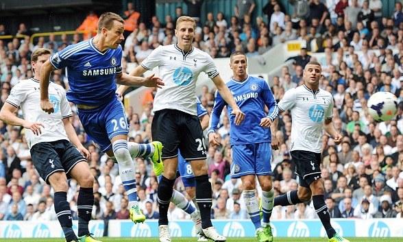 Bóng đá - Tottenham 1-1 Chelsea: Mou thở phào, AVB tiếc nuối ra mặt