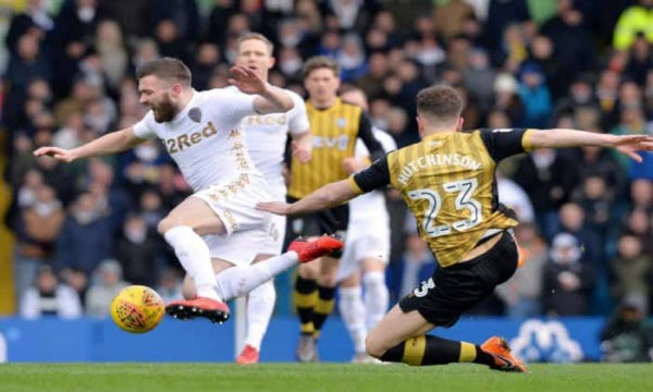 Bóng đá - Leeds United vs Sheffield Wed. 13/04/2019 23h30