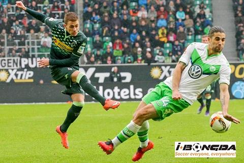 Bóng đá - Monchengladbach vs Wolfsburg 1h30 ngày 18/10