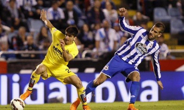 Bóng đá - Villarreal vs Alaves 02/03/2019 22h15