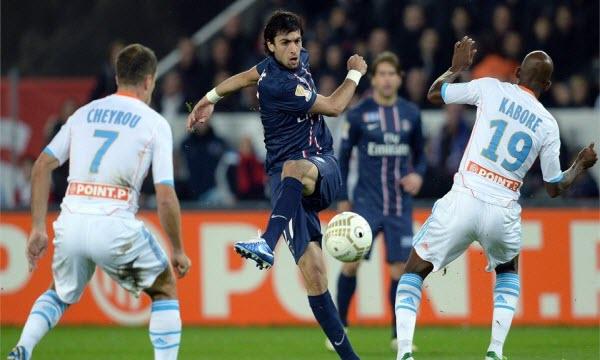 Phân tích Paris Saint Germain vs Marseille 2h ngày 14/9