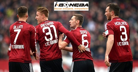 Thông tin trước trận Eintr. Frankfurt vs Nurnberg
