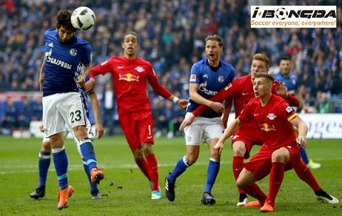 Thông tin trước trận Schalke 04 vs RB Leipzig