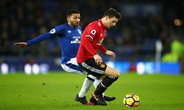 Bóng đá - Everton vs Manchester United 21/04/2019 19h30