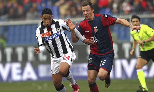 Bóng đá - Udinese vs Genoa 07/04/2020 01h45
