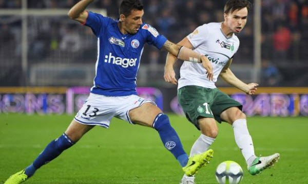 Bóng đá - Caen vs Strasbourg 21h00 ngày 17/02