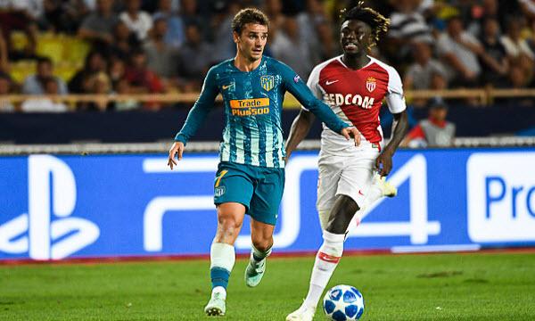 Bóng đá - Atletico Madrid vs Monaco 00h55 ngày 29/11
