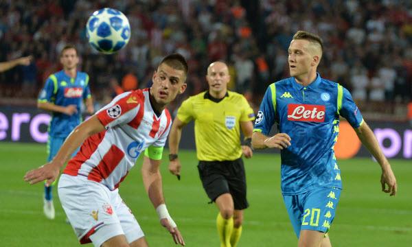 Bóng đá - Napoli vs Crvena Zvezda 03h00 ngày 29/11